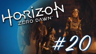 Horizon: Zero Dawn #20 - Eleuthia (PS4 Gameplay)