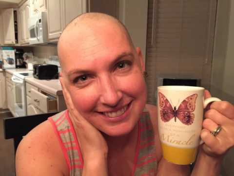 Kendra's year of cancer journey