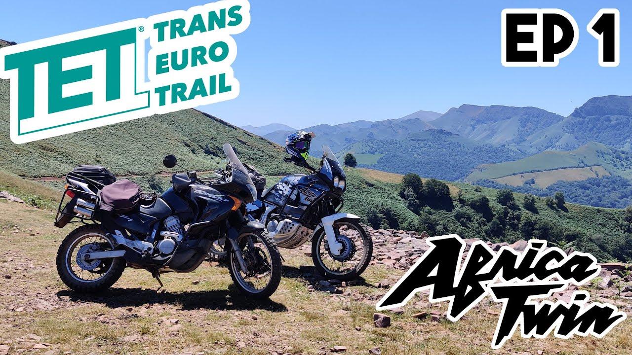 Download TET | EP1 – France : Du tout-terrain au départ de la côte Basque (Honda Africa Twin)