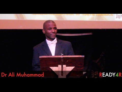Prelude To Self Gov't Tour: Dr Ali Muhammad's Last Lecture