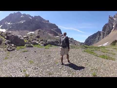 Olympic Mountain Alpine Loop Day Hike