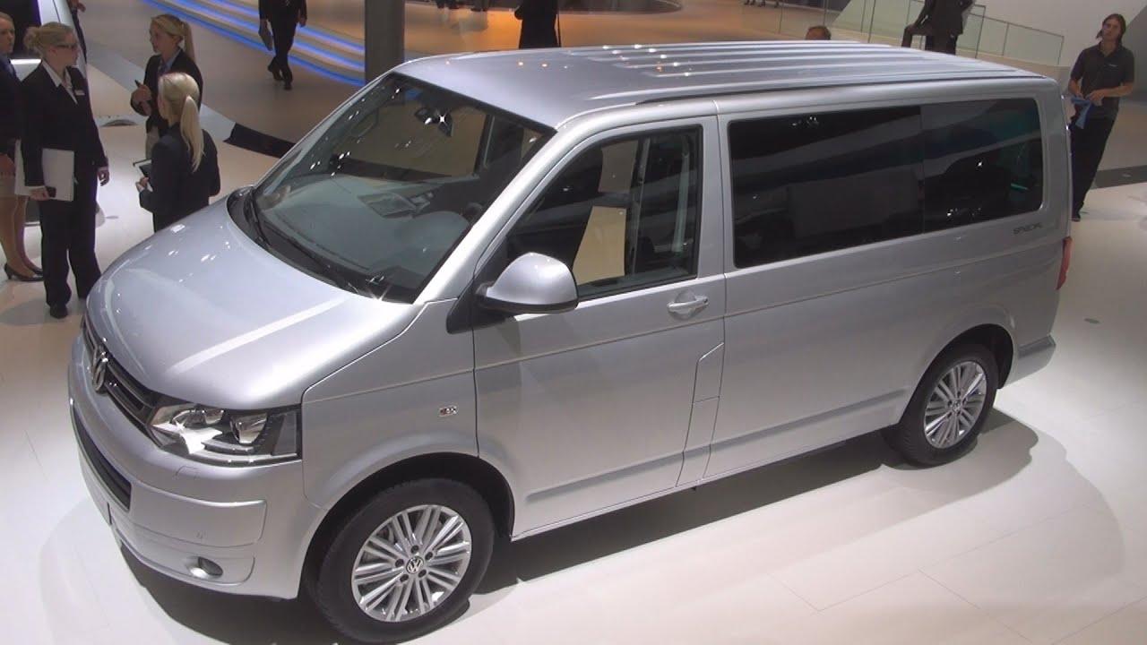 Special T Si >> Volkswagen Transporter T5 Multivan Special Tsi Bluemotion Exterior