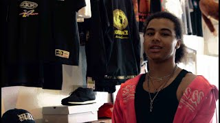 24kGoldn on Shirts in Los Angeles | Throwback Thursday Style Vault