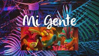 Mi Gente - Reggaetón Trolls (Sub. Eng)