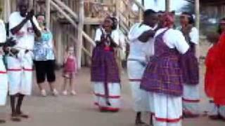 Djibouti: Dance folklorique des Issas ! Part 1