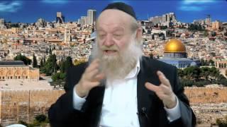 """הרב יוסף בן פורת - פרשת """"בלק"""" - איך נגרום לערבים לפחד מאיתנו? (HD 1080p) - הרצאה מדהימה!"""