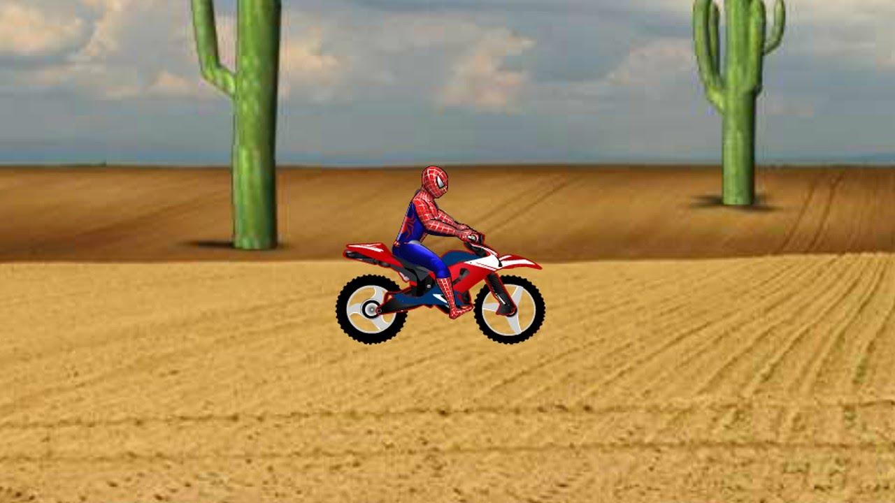 Amazing spider man moto spiderman motorcycle game youtube - Spider man moto ...