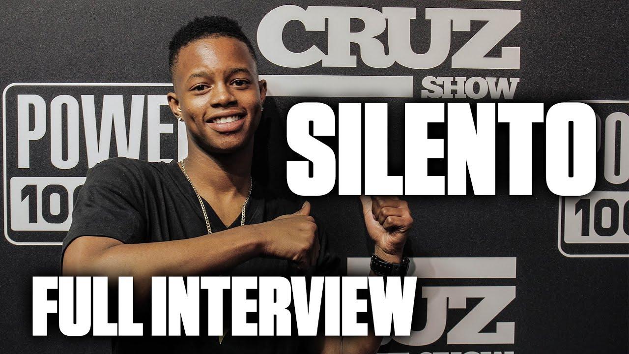 Silento Teaches The Cruz Show How To Whip/Nae Nae