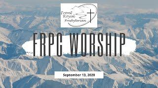 FRPC  September 13, 2020
