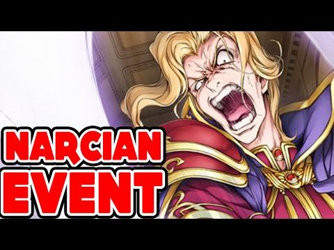 Fire Emblem Heroes - Grand Hero Battle: Narcian Event - Hard Mode