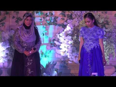 TWO WORDS - THE PRAYER ( Fadhilah Intan 17 & Safira Putri 15 )