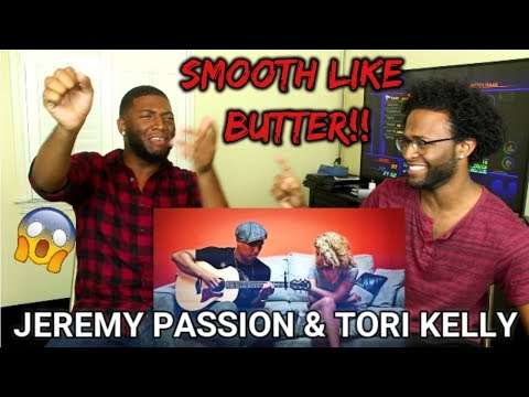 Jeremy Passion & Tori Kelly - Brokenhearted (Brandy feat. Wanya Morris) (REACTION)
