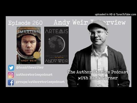 Episode 260 | Andy Weir Interview
