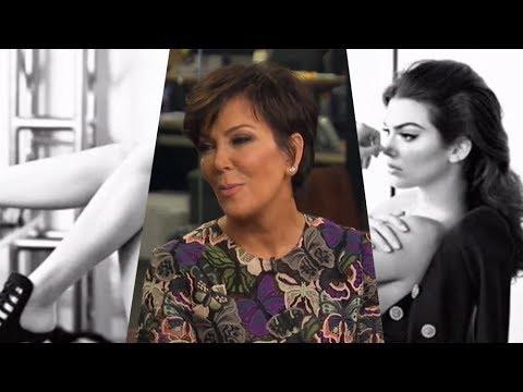 Kendall Jenner Topless Photos Make Her Mother Kris Proud