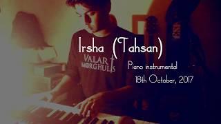 irsha tahsan piano coverinstrumental deep blue feels