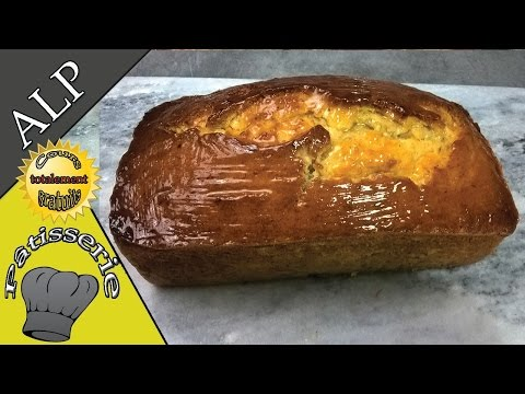 le-cake-à-la-banane---apprendre-la-pâtisserie-(alp)