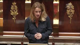 Olivia Grégoire à l'Assemblée Nationale - Télémédecine - Séance publique