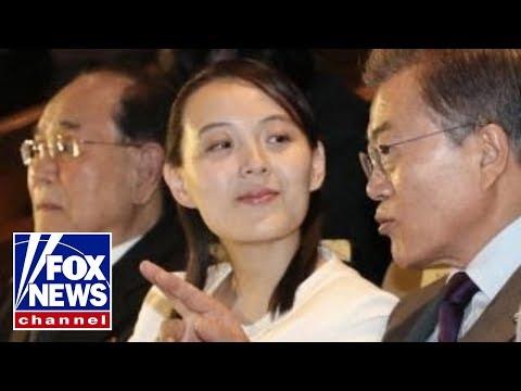 Media make Kim Jong Un's sister a star at the Olympics