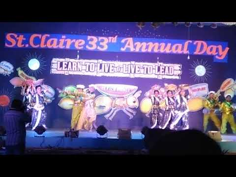 St clair high school Annual day 2017-2018
