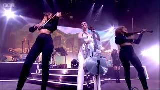 Clean Bandit Rather be Live at Glastonbury Festival 2017