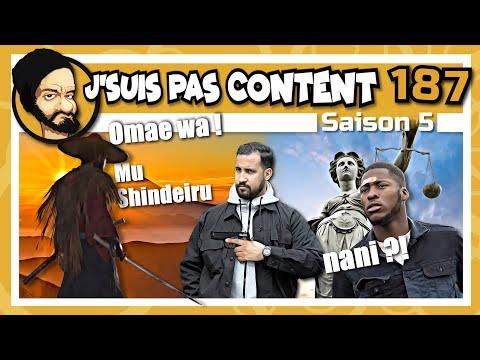 J'SUIS PAS CONTENT ! #187 : Collomb démissione, Macron 'entre deux' & Benalla VIP ! (Feat. Code-Rno)