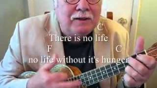 "YOU RAISE ME UP for the UKULELE : UKULELE LESSON / TUTORIAL by ""UKULELE MIKE"""