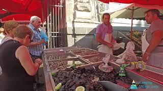 Catania - Sicilia - Camping Jonio