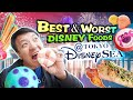 BEST & WORST DISNEY Foods at Tokyo DisneySea in Tokyo Japan