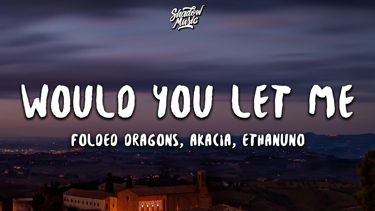 Folded Dragons, AKACIA & ethanuno - Would You Let Me (Lyrics)