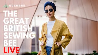 Video The Great British Sewing Bee Live | Champagne Twist download MP3, 3GP, MP4, WEBM, AVI, FLV April 2018
