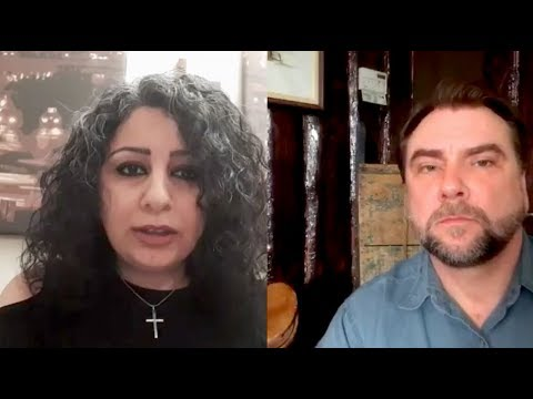 Patriots Rally, March for Freedom, Conference April 13/14 - Artur Pawlowski with Sandara Solomon