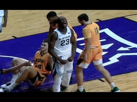 Kansas State Wildcats: K-State Vs North Dakota State Highlights (Nov. 5, 2019)