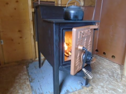 New Life For The Old Wood Stove