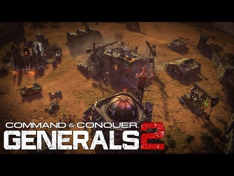 Command & Conquer Generals 2 - GLA Faction
