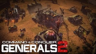 Command & Conquer Generals 2 - GLA Faction