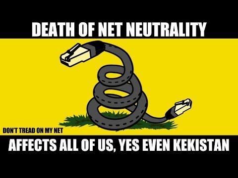 Death of Net Neutrality
