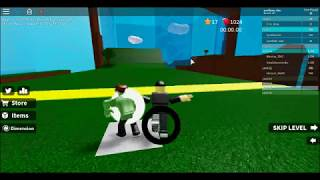 getting to level 10 on speed run 4 (roblox games)
