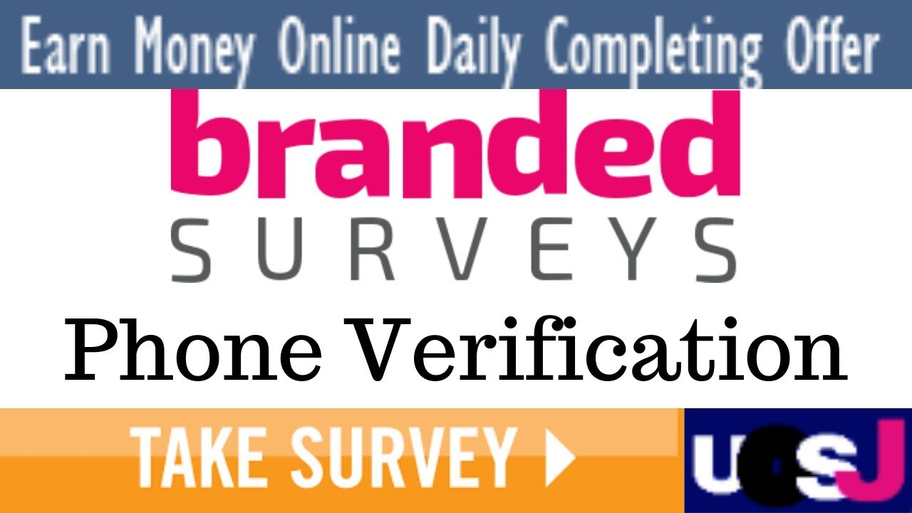 Phone Number Verification | Branded Surveys | Real Or Fake Which Is Better?