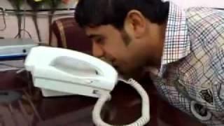 تحشيش عراقي خرافي - تقليد اصوات مقلب بالتلفون