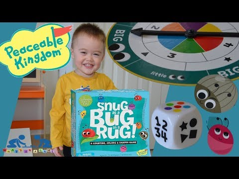 Snug as a Bug in a Rug | Board Game