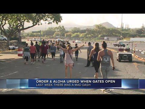 bruno mars aloha stadium line