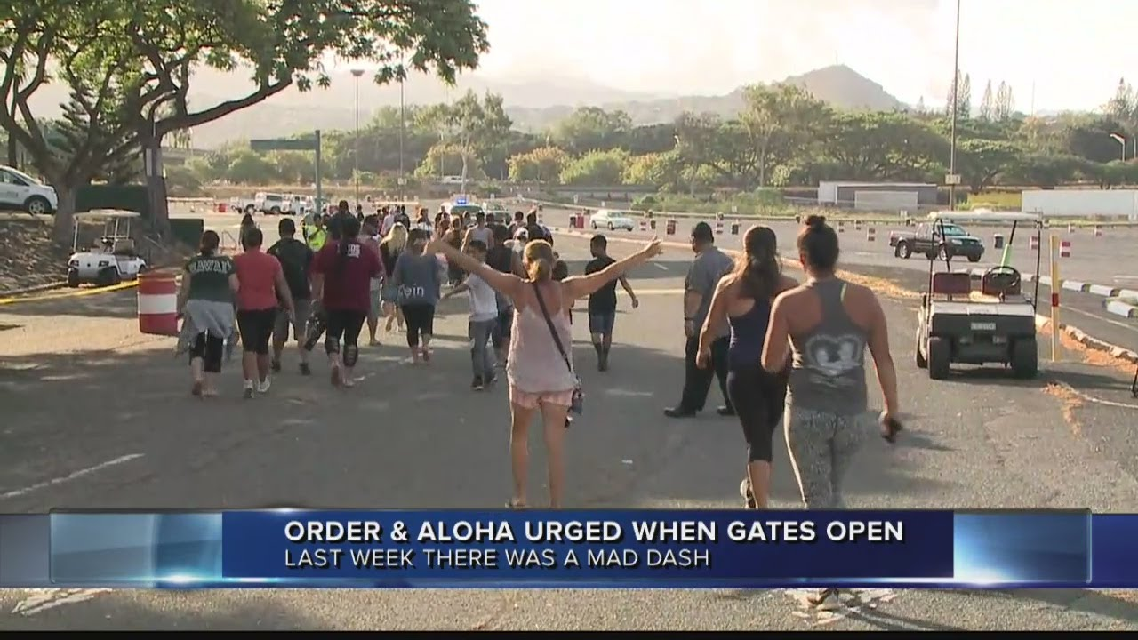 A Different Way To Sell Tickets – The Hawaii Files Blog