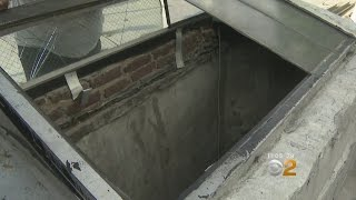 Exclusive Video: Man Crashes Through Skylight At Rooftop Party In Bedford-Stuyvesant, Brooklyn