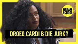 Droeg Cardi B die jurk? 🤩| DREAM SCHOOL | De les van Ronald van der Kemp