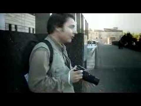 'The Dirty Digger' - BBC 2007  (Clip 3: Paedophile chase)