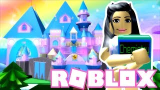 💙My First Day of School! Roblox Royale High Roleplay