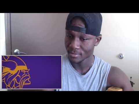 Paul Allen's Radio Call of the Minnesota Vikings' Unbelievable Miracle Touchdown vs. Saints REACTION