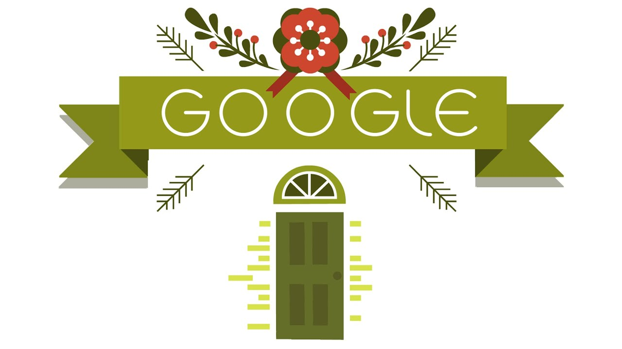 Google Holiday Doodle 2014 - YouTube