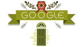 Google Holiday Doodle 2014