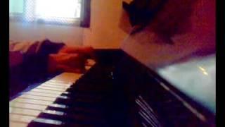 Terminator theme song - piano